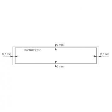 Obývacia zostava LOREN 330cm - DTDL - EUROSPAN